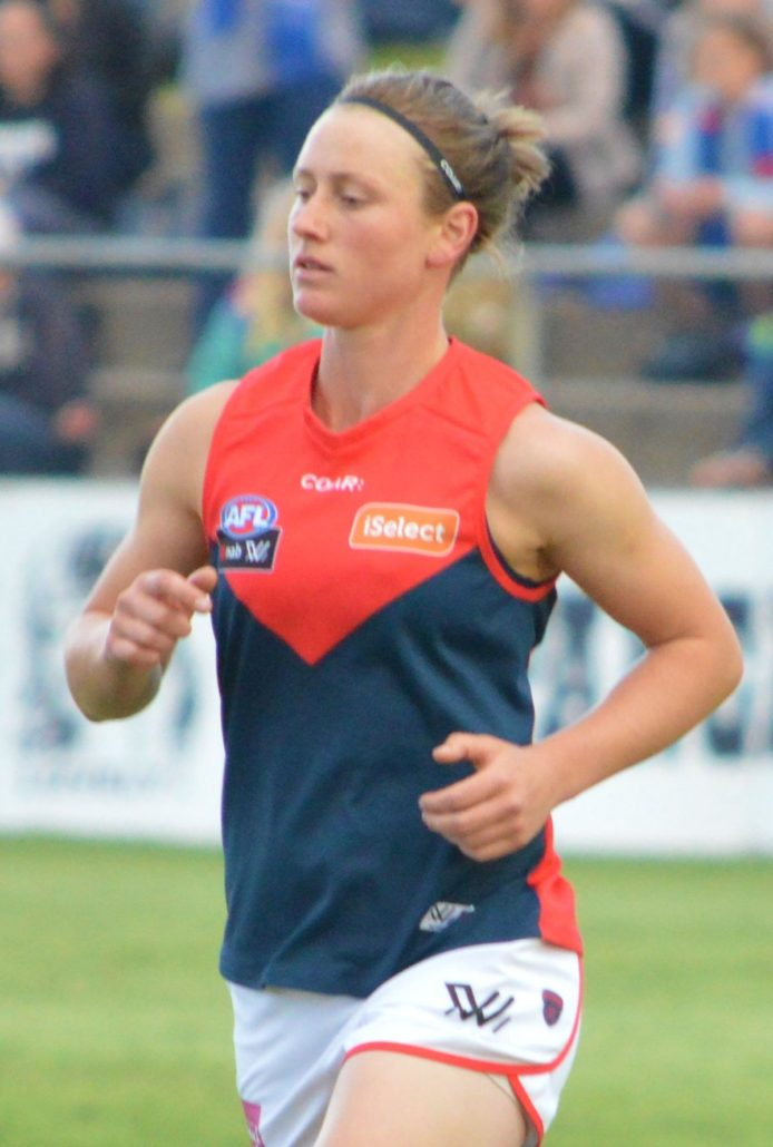 SHELLEY SCOTT REVOLUTION HEALTH CENTRE AFL